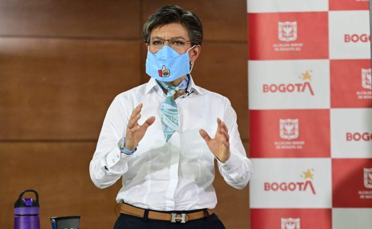 «Tenemos suficiente con tomas guerrilleras»: López critica toma de Bogotá