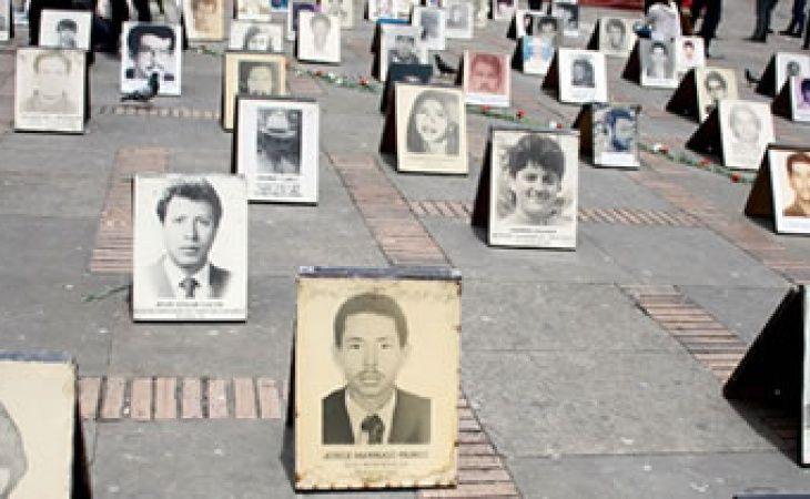 Estrategia para buscar a 4 mil desaparecidos