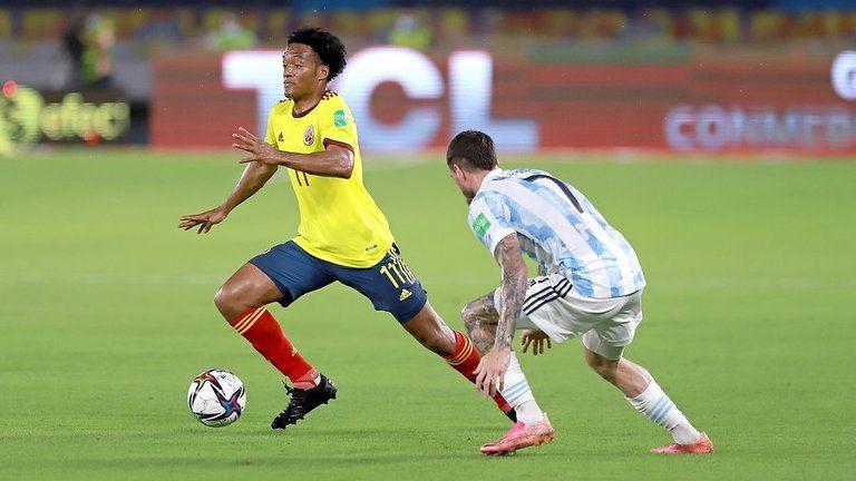 Así quedó la Eliminatoria para Colombia