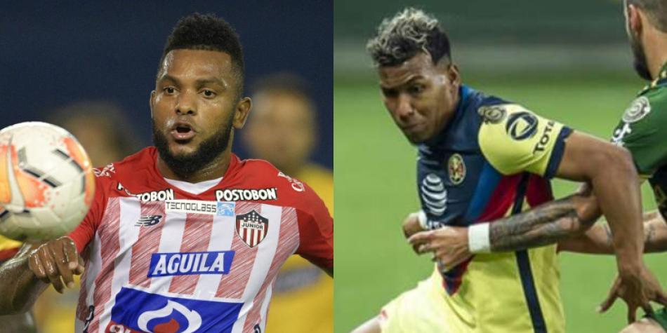 Miguel Borja y Roger Martínez en la mira del Boca Juniors