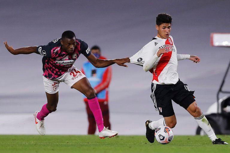 River Plate estaría dispuesto a escuchar ofertas por Carrascal