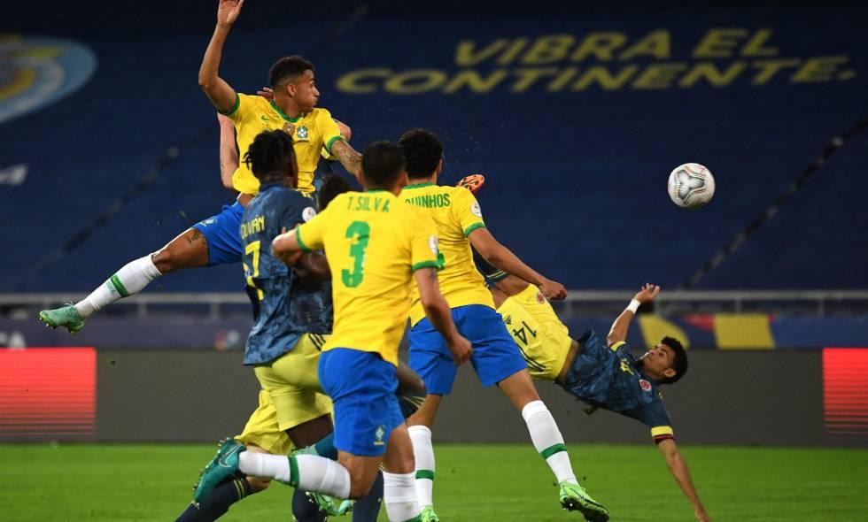 Colombia y su historial de golazos