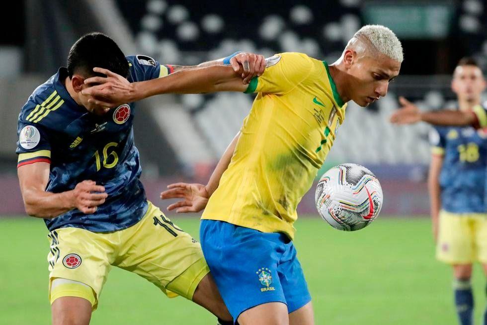 Pese a la derrota, Colombia ya está clasificada a cuartos de final de la Copa América