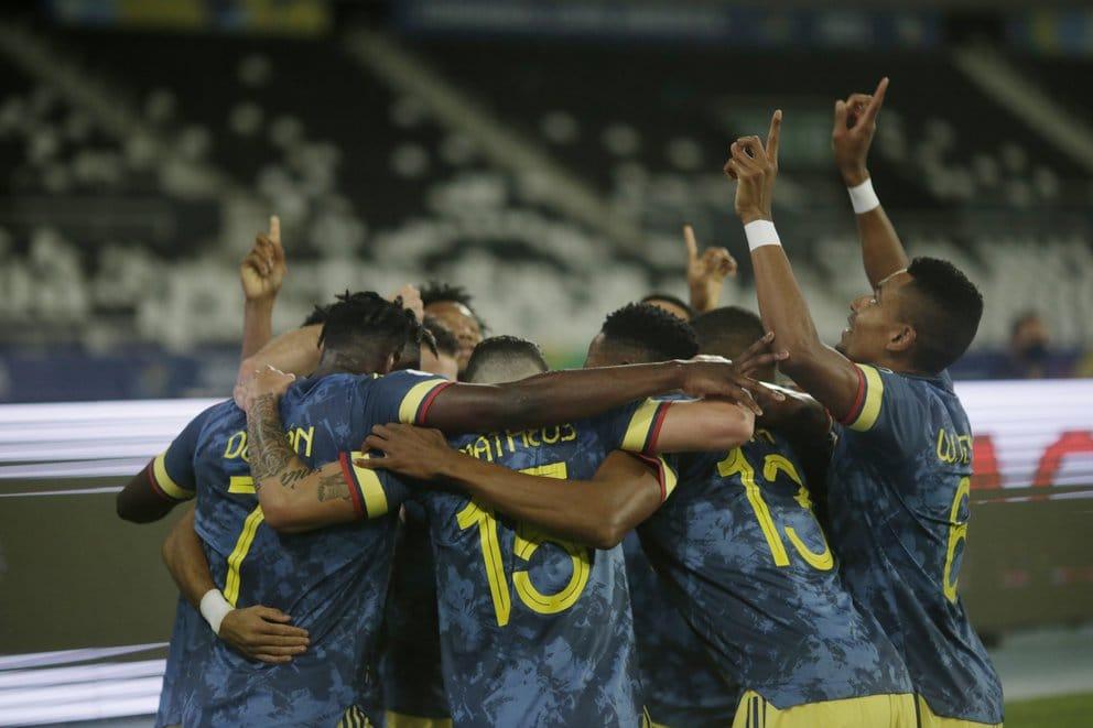 Requisitos de ingreso para el partido de Colombia vs Brasil