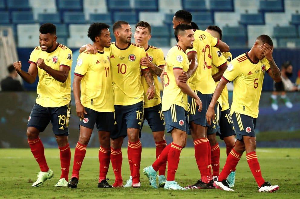Esto es lo que dicen Cardona y Mateus Uribe sobre los posibles rivales de la selección Colombia