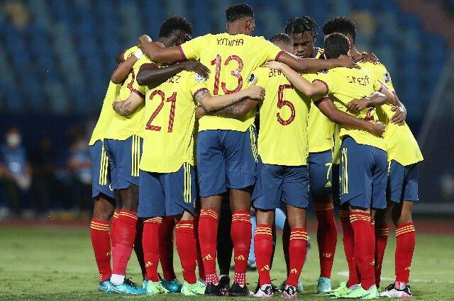 Así llegarán Colombia y Uruguay al duelo
