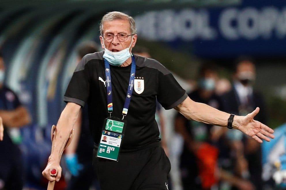 El técnico de Uruguay se refirió a la Selección Colombia