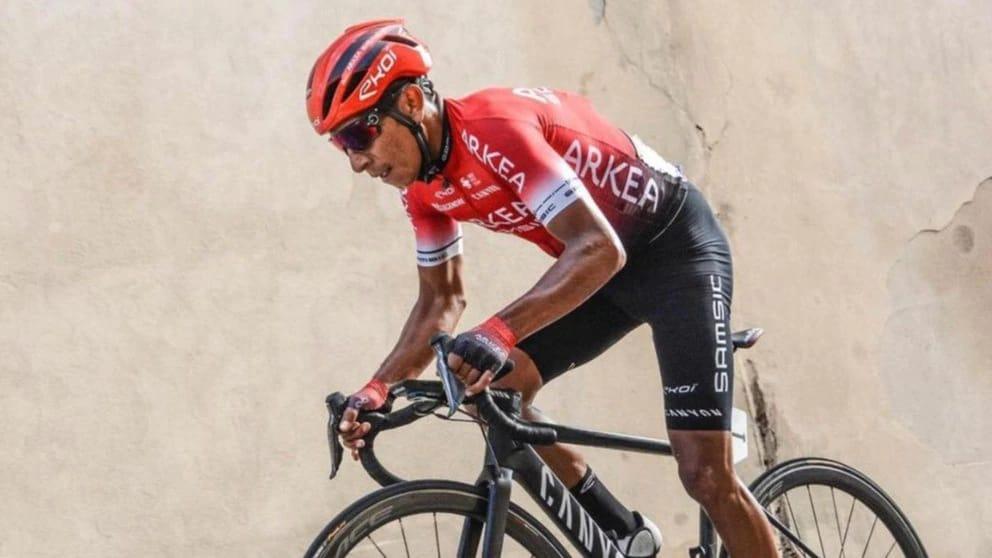 Este sería el nuevo equipo de Nairo Quintana para la próxima temporada