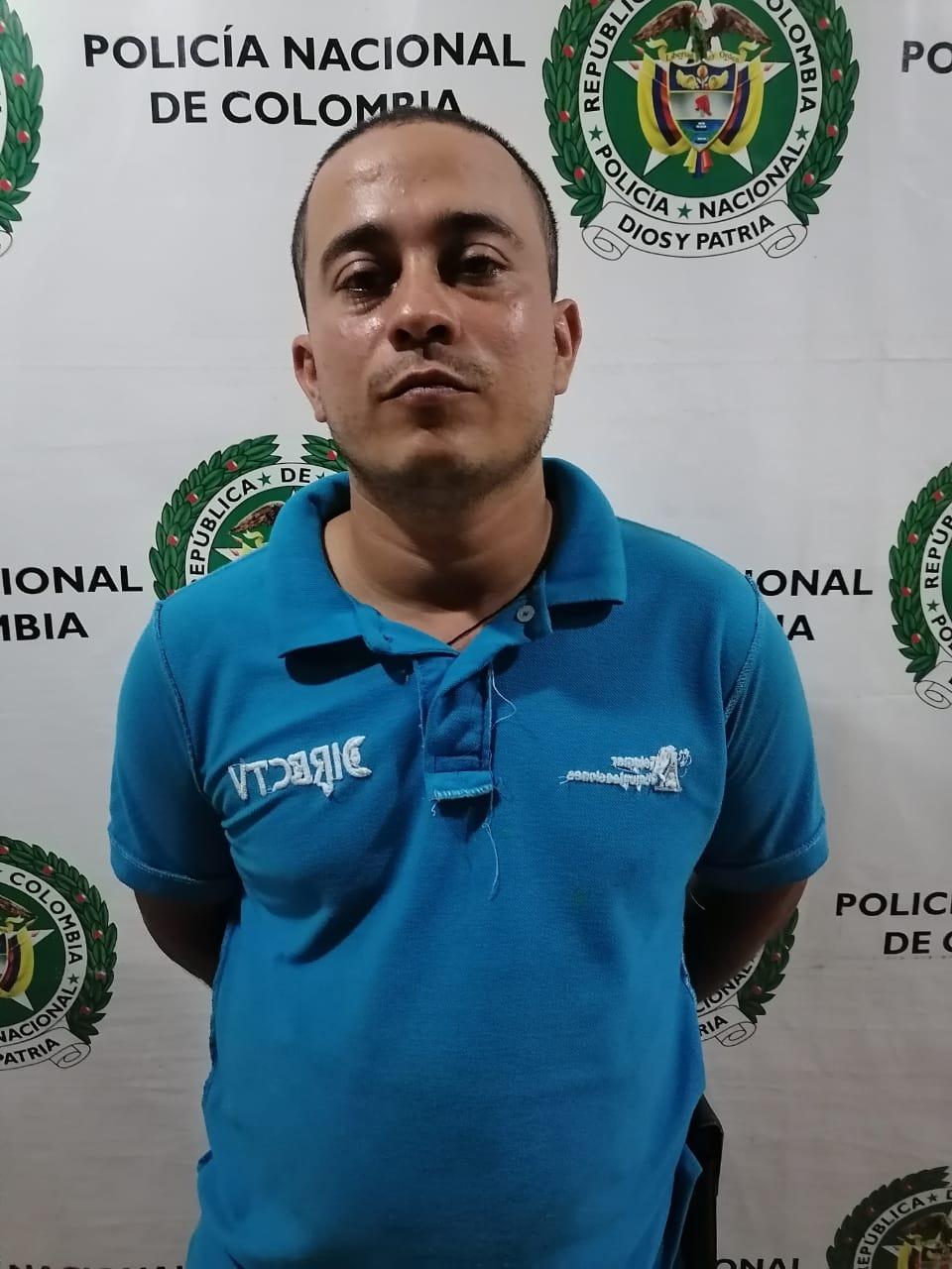 Capturado en Neiva hombre buscado por la Interpol