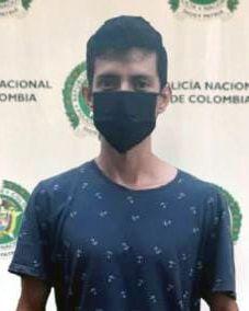 En el barrio Chapinero, capturado por herir a su hermano