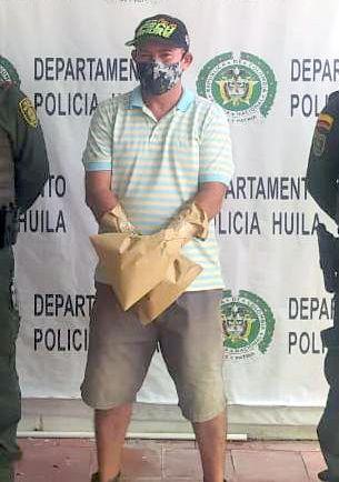 Agonizando identificó a su asesino en el Desierto de La Tatacoa