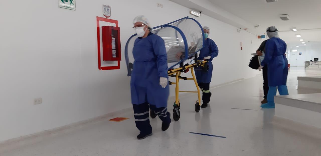 Neiva comienza la búsqueda de UCIs en otras localidades para sus pacientes covid-19
