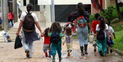 Desplazamiento subió 101% en Colombia: ONU