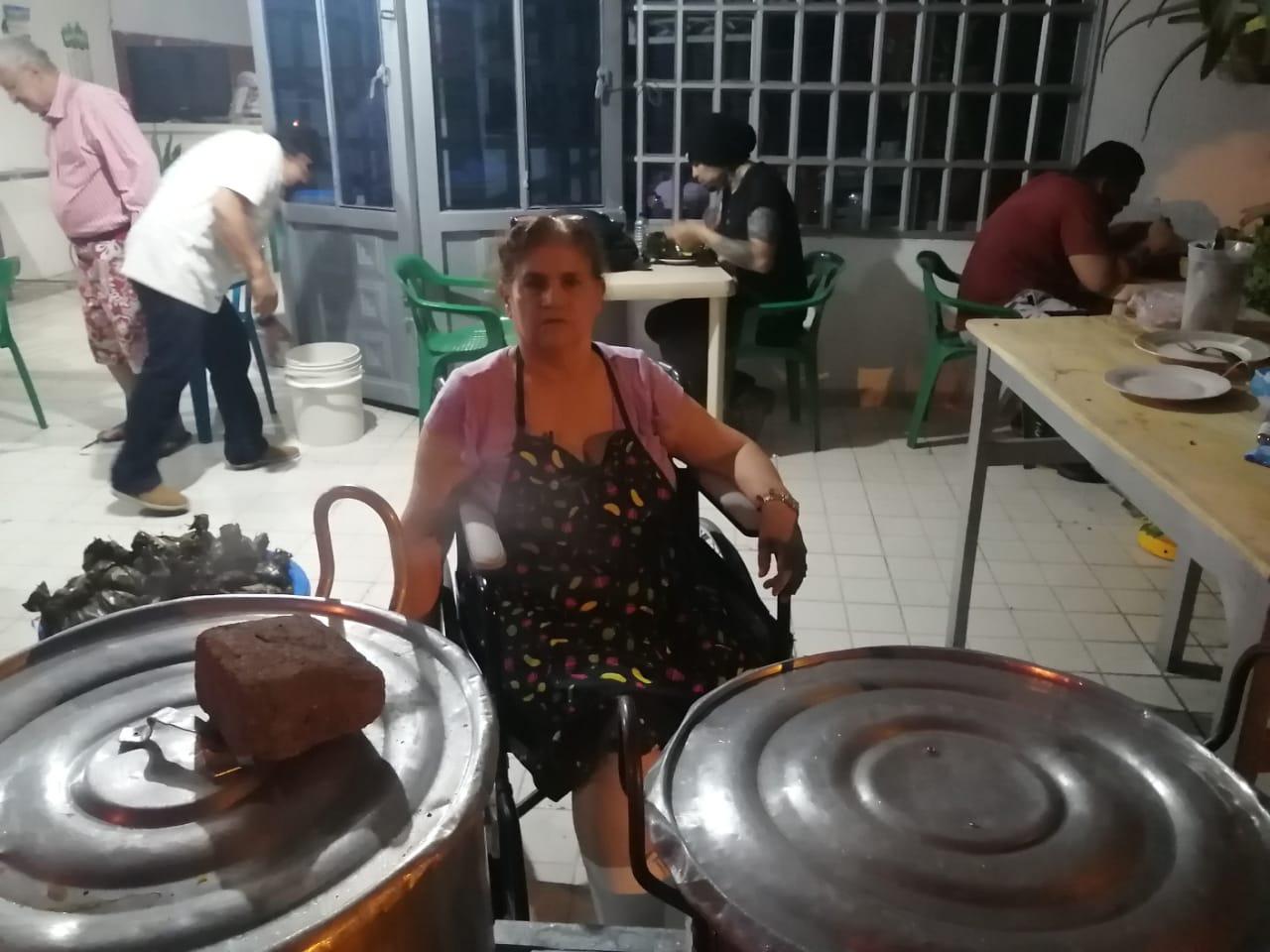 'Tamales Yoli, del barrio Sevilla'