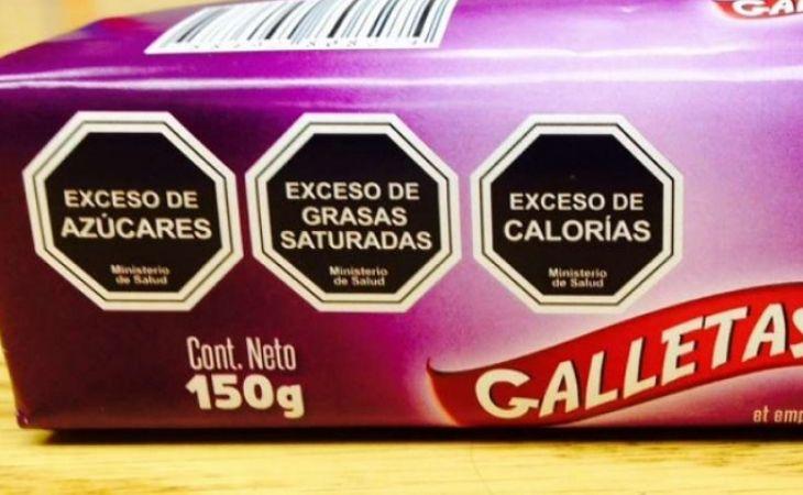 Etiquetado frontal de alimentos, a sanción presidencial