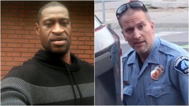 Condenado ex policía que mató a George Floyd: 22 años y medio de prisión