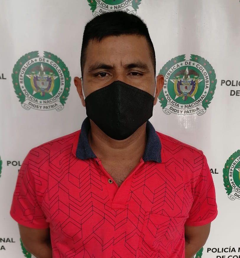 Asesinó a su pareja sentimental en Garzón
