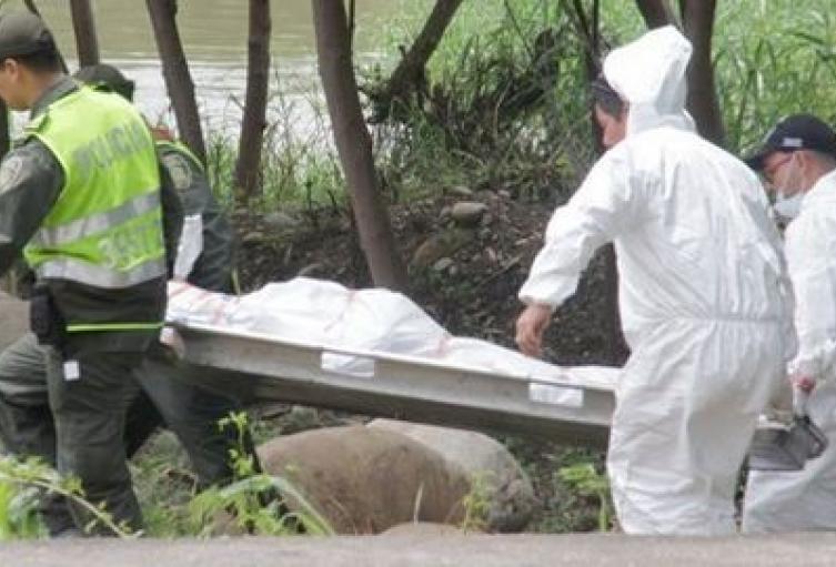 Hallan cadáver sin identificar en vereda del municipio de Colombia
