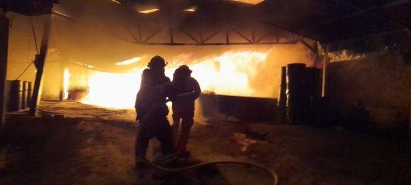 Gestión del Riesgo de Pitalito analizará detalles del incendio del viernes
