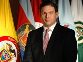Juan Carlos Pinzón, nuevo embajador de Colombia en EE.UU