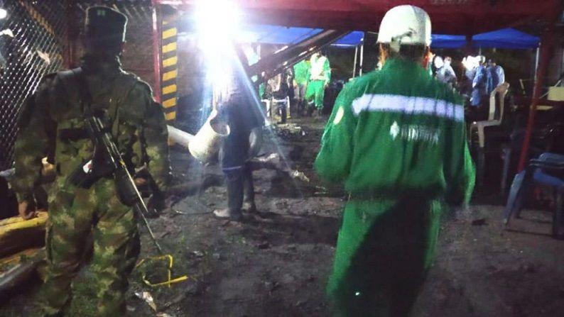 Solo 3 mineros sobrevivieron de 12 atrapados en mina de Boyacá