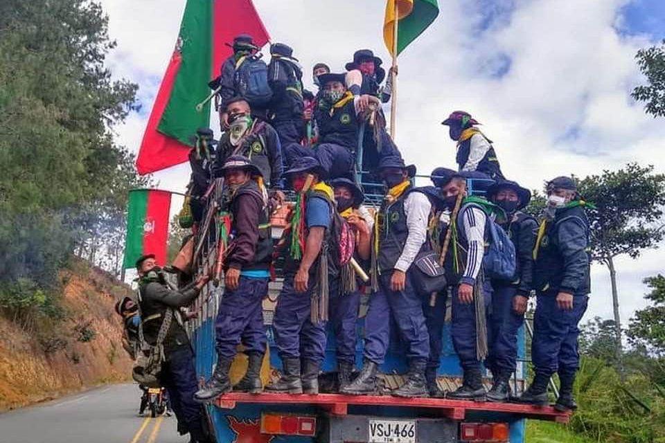 Fiscalía se retira de reunión con Minga Indígena en Popayán