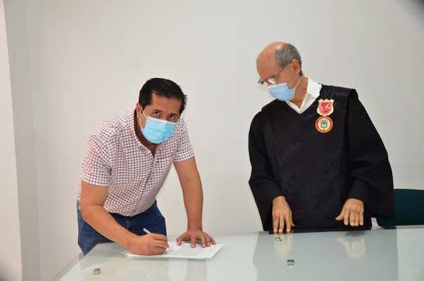 Presidente Duque concede licencia al gobernador Dussán Lopez