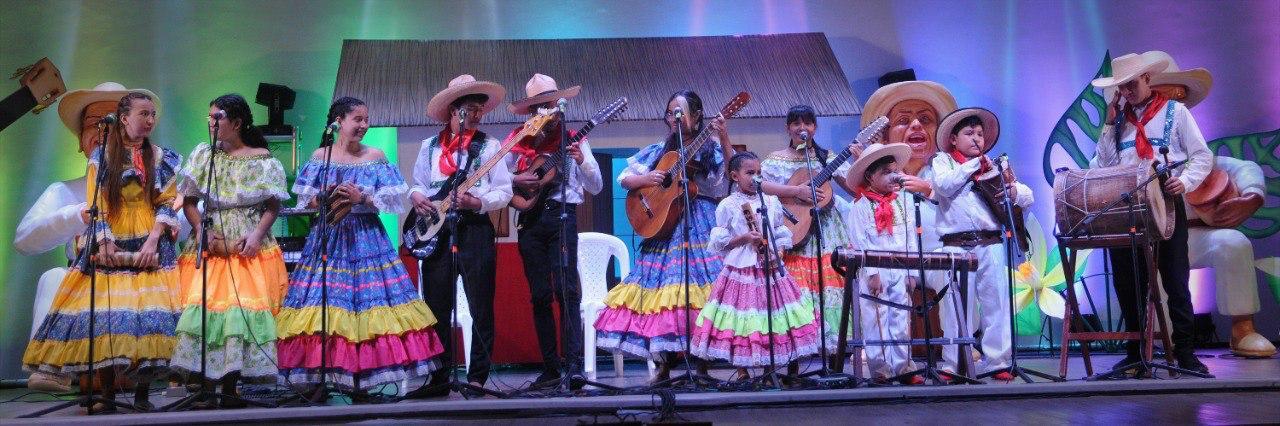 Nuevos talentos del rajaleña en el Encuentro Departamental Infantil 'Ulises Charry'