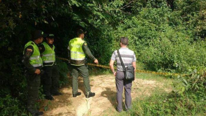 Masacre de cinco personas en San Vicente del Caguán