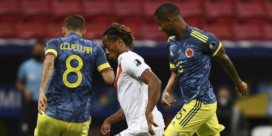 Luis Díaz le dio el tercer puesto de la Copa América a Colombia