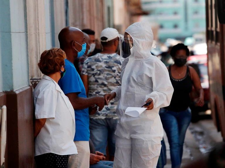 Cuba atraviesa el peor momento de la pandemia