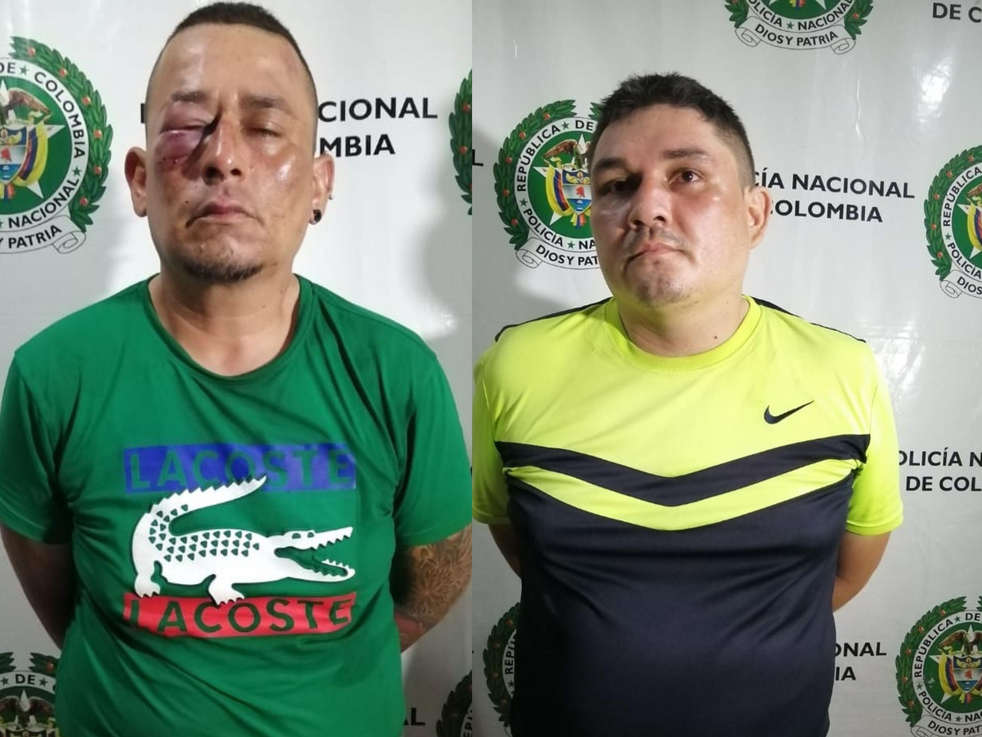 Golpeados por la comunidad presuntos delincuentes en Neiva