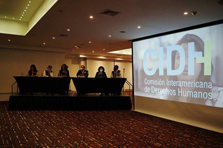 CIDH entrega informe sobre DDHH en el paro nacional