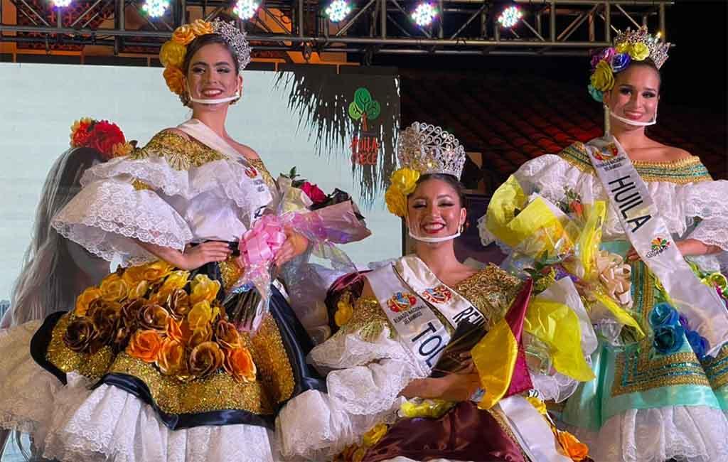 Tolima se alzó con el Reinado Nacional del Bambuco