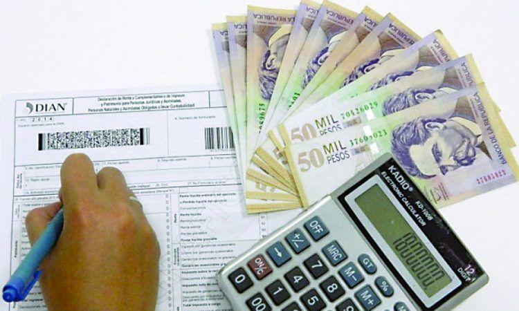 9,5% subió el recaudo de impuestos en el primer semestre