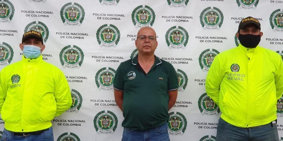 Capturado presunto abusador sexual de 22 niños en Medellín