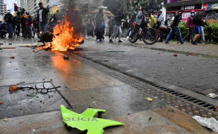 ¿Qué reformar para crear ley antidisturbios y antivandalismo?