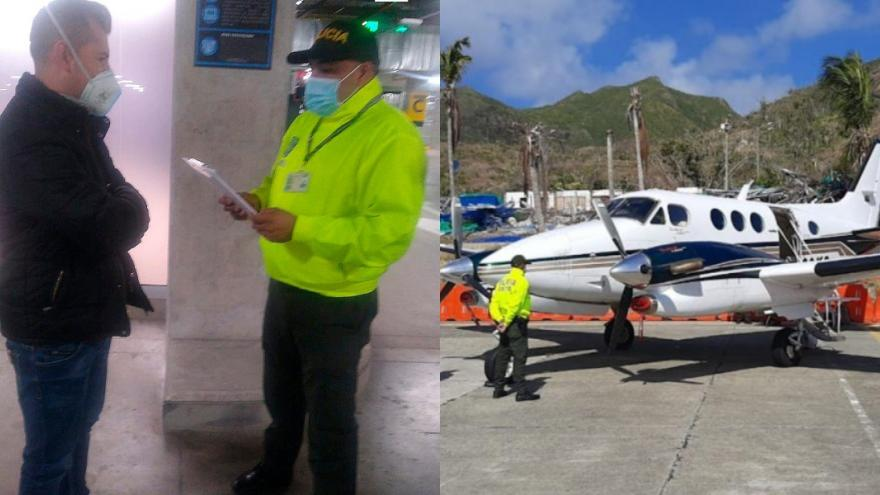 Cárcel a policía por caso de la avioneta de Miguel Jaramillo
