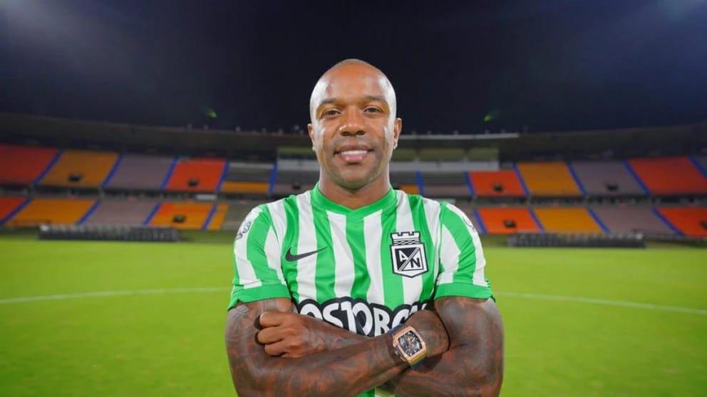 Dorlan Pabón regresa al Atlético Nacional