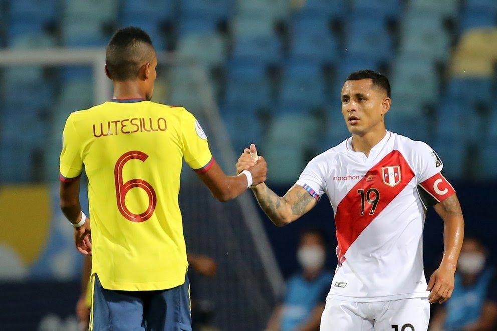 Colombia se enfrentará a Perú por el tercer puesto de la Copa América