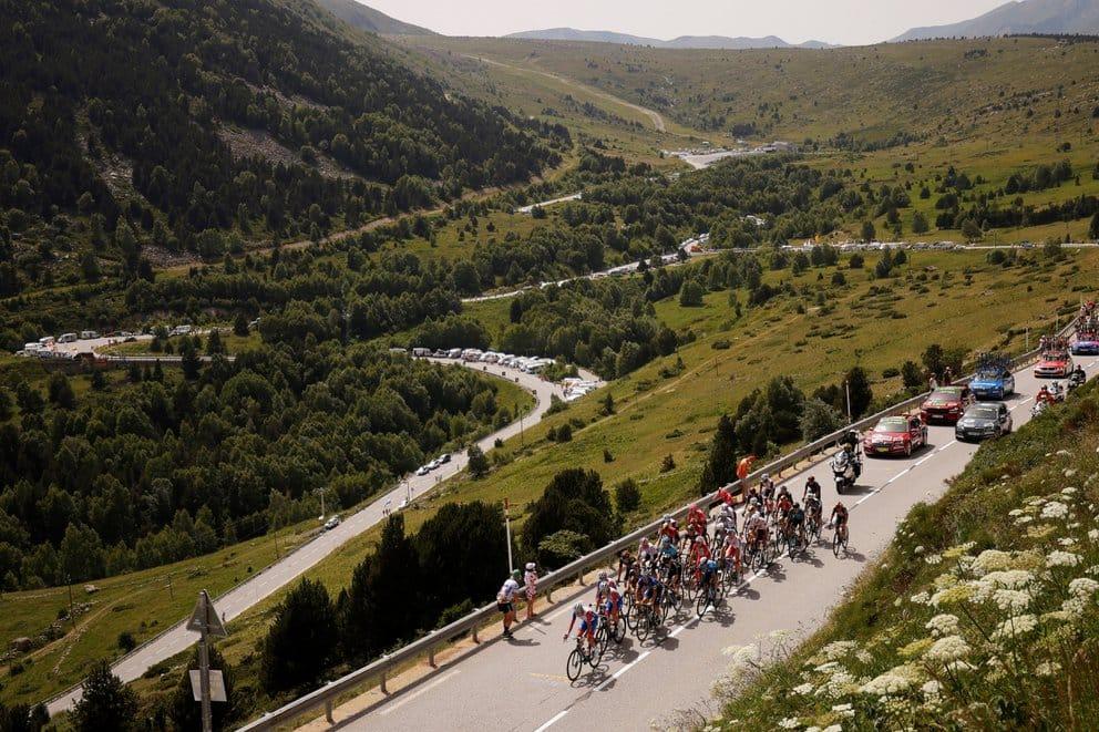 Lo que tendrán que afrontar los colombianos en la tercera semana del Tour de Francia