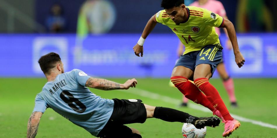 Colombia avanza a semifinales de la Copa América; venció en tanda de penales a Uruguay