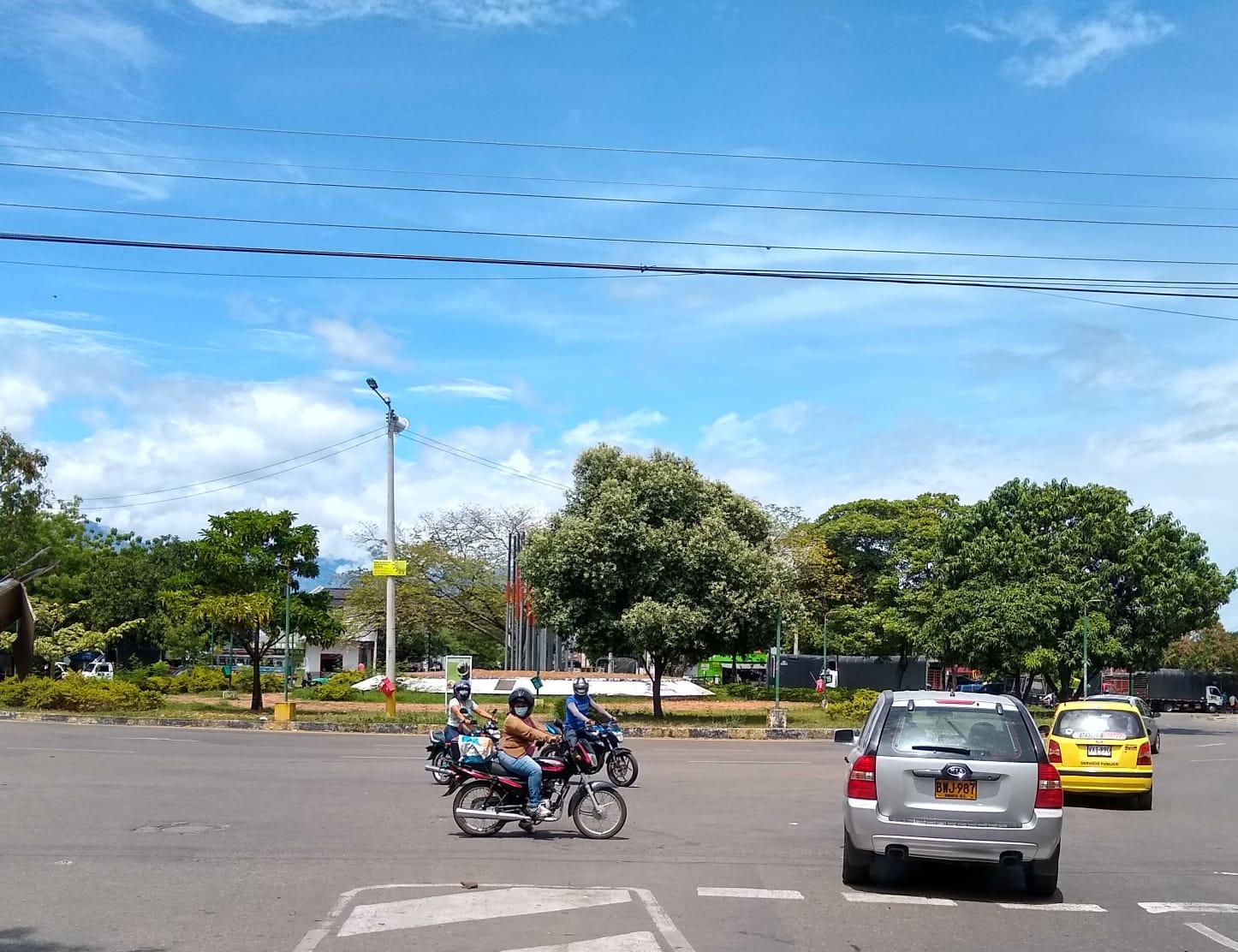 La plaza de 'San Pedro', lugar especial en Neiva