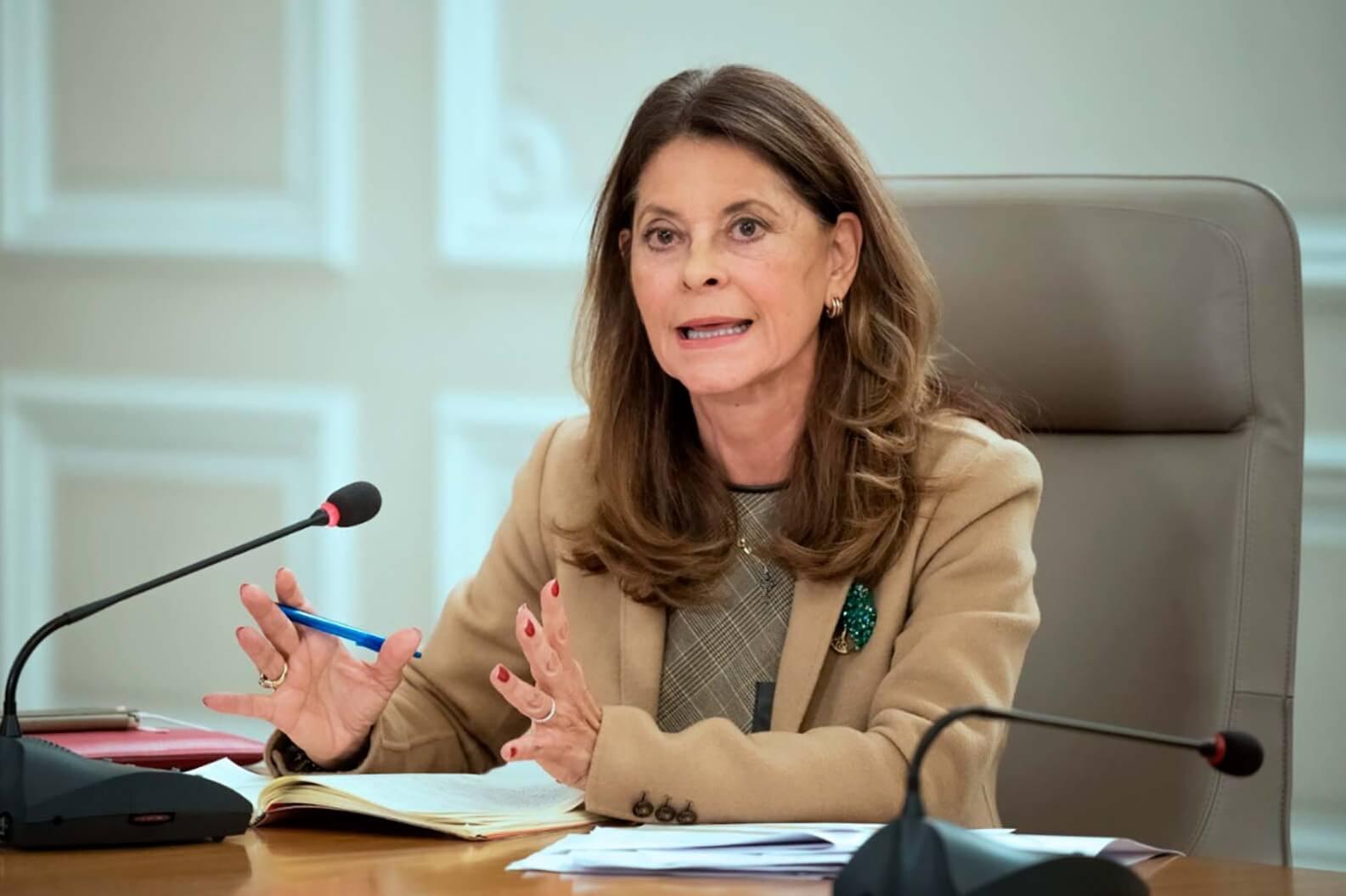 Marta Lucía Ramírez intervendrá ante el Consejo de Seguridad de la ONU este martes