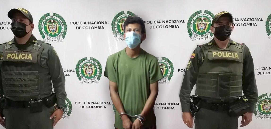 Detenido por tráfico de estupefacientes