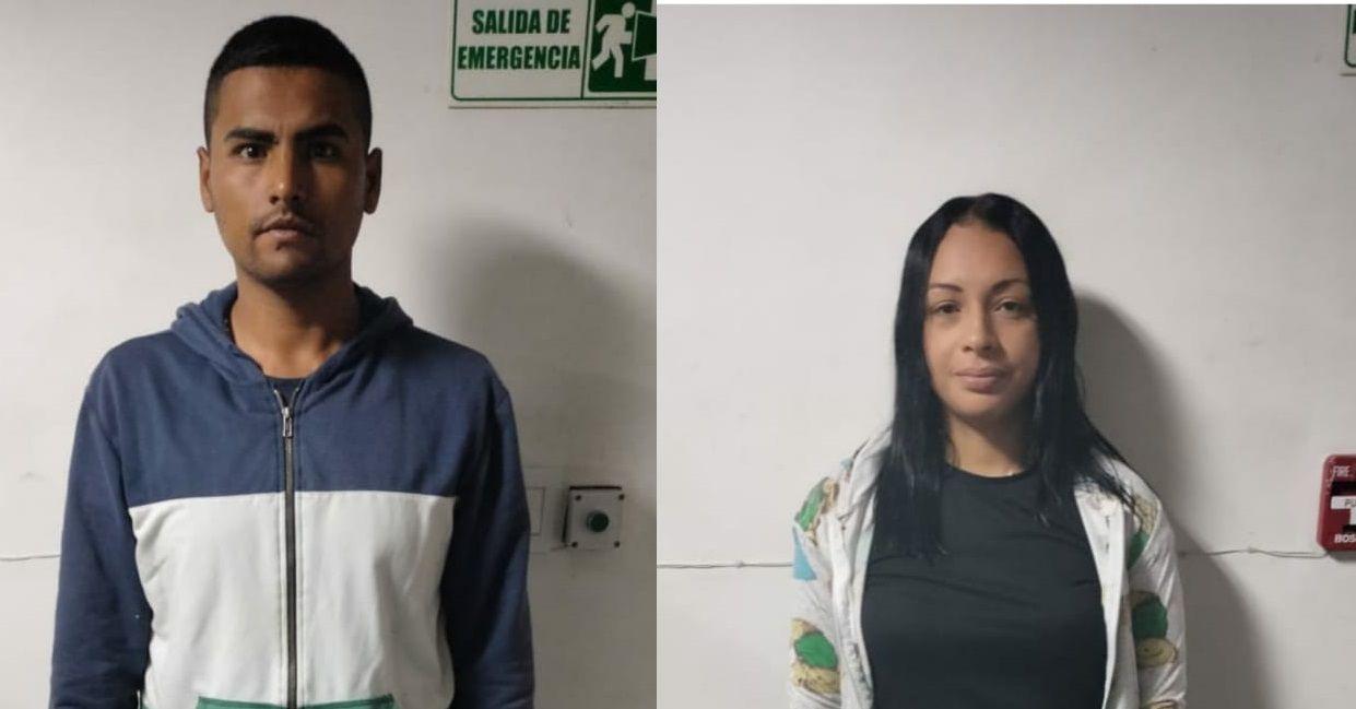 Policía en Garzón capturó una pareja de apartamenteros en flagrancia
