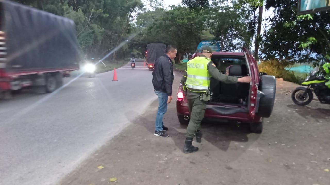 1.500 hombres de la Policía y del Ejército vigilarán municipios durante puente sampedrino en el Huila