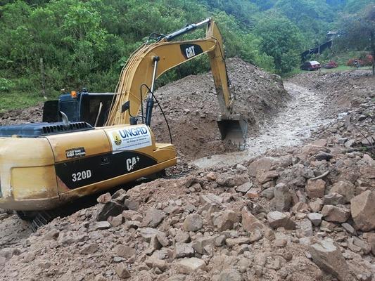 Nueve municipios del Huila recibirán ayudas en maquinaria amarilla del Gobierno Nacional