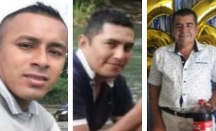 Tres son las víctimas de nueva masacre en el Cauca
