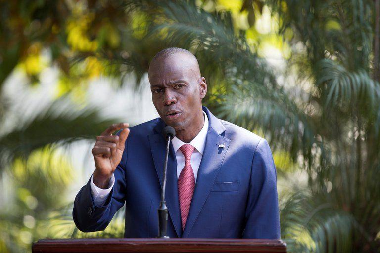 Asesinado presidente de Haití